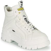 Schuhe Damen Boots Buffalo ASPHA NC MID Weiß