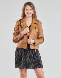 Kleidung Damen Jacken / Blazers Vila VIMICCAS Kognac