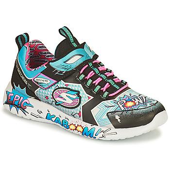 Schuhe Damen Sneaker Low Skechers DYNAMIGHT/HERO STATUS Bunt