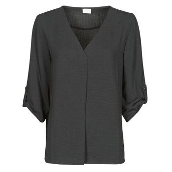 Kleidung Damen Tops / Blusen JDY JDYDIVYA 3/4 TOP WVN NOOS