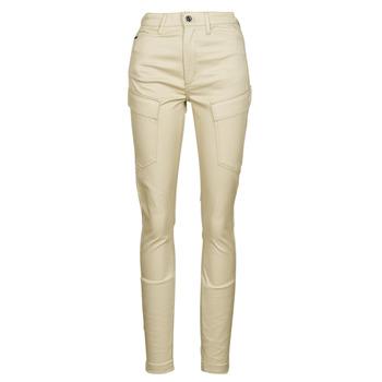 Vêtements Femme Pantalons cargo G-Star Raw HIGH G-SHAPE CARGO SKINNY PANT WMN