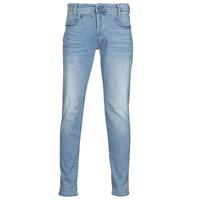 Kleidung Herren Röhrenjeans G-Star Raw D STAQ 5 PKT Blau