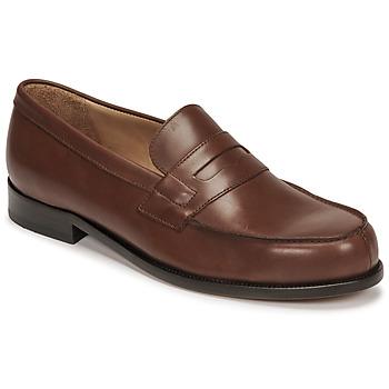 Schuhe Herren Slipper Christian Pellet Colbert Braun,