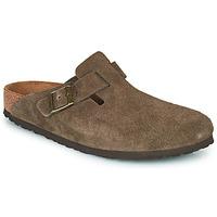 Schuhe Pantoletten / Clogs Birkenstock BOSTON Braun,