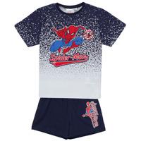 Vêtements Garçon Ensembles enfant TEAM HEROES  SPIDERMAN SET