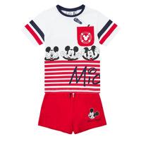 Vêtements Garçon Ensembles enfant TEAM HEROES  MICKEY SET
