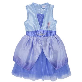 Vêtements Fille Robes courtes TEAM HEROES  FROZEN DRESS