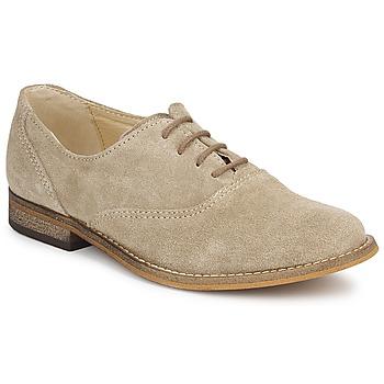 Schuhe Mädchen Richelieu Citrouille et Compagnie MOUTUNE Beige
