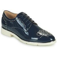 Schuhe Damen Derby-Schuhe JB Martin PRETTYS Marineblau