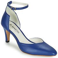 Schuhe Damen Pumps JB Martin NATACHA Marineblau