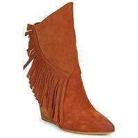 Chaussures Femme Bottines Strategia FRANGIO Marron