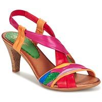 Chaussures Femme Sandales et Nu-pieds Betty London POULOI Multicolore