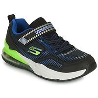 Schuhe Kinder Sneaker Low Skechers SKECH-AIR BLAST-TALLIXEEL A Blau