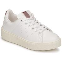 Schuhe Kinder Sneaker Low Victoria Tribu Weiß