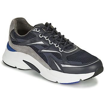 Schuhe Herren Sneaker Low BOSS Ardical_Runn_melt Marineblau