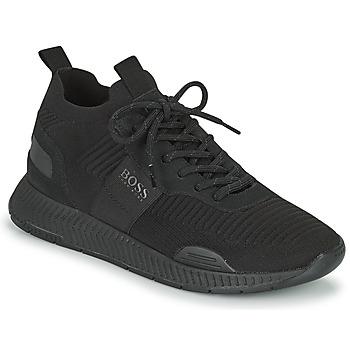 Chaussures Homme Baskets basses BOSS TITANIUM RUNN KNST1