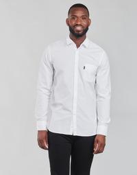 Abbigliamento Uomo Camicie maniche lunghe BOSS MAGNETON