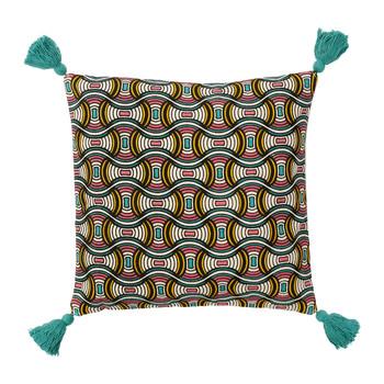 Home Kissenbezüge Sema AFRIC-VIB Blau