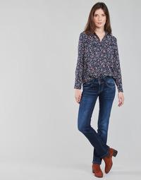 Abbigliamento Donna Jeans dritti Pepe jeans NEW GEN