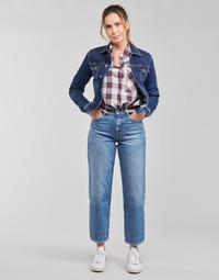 Vêtements Femme Jeans droit Pepe jeans DOVER