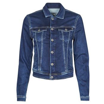 Abbigliamento Donna Giacche in jeans Pepe jeans CORE JACKET