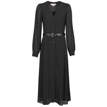 Abbigliamento Donna Abiti lunghi MICHAEL Michael Kors CRINKLE DOTS KATE DRS