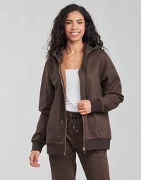 Vêtements Femme Sweats MICHAEL Michael Kors UNISEX MK DOT ZIP HOODIE