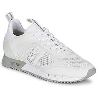 Chaussures Baskets basses Emporio Armani EA7 BLACK&WHITE LACES