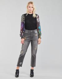 Abbigliamento Donna Jeans dritti Desigual LAGUN
