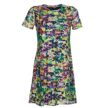 Kleidung Damen Kurze Kleider Desigual ANN Bunt