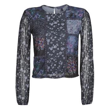 Abbigliamento Donna T-shirts a maniche lunghe Desigual BELLADONA