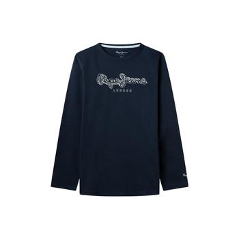 Abbigliamento Bambino T-shirts a maniche lunghe Pepe jeans ALDO