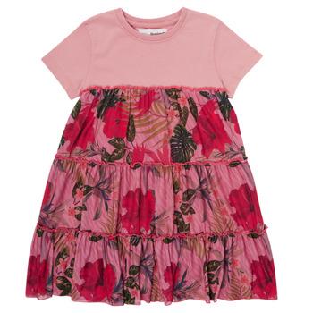 Abbigliamento Bambina Abiti corti Desigual ZAFIRO