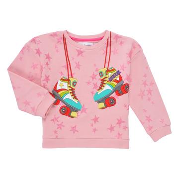 Vêtements Fille Sweats Desigual MARGARA