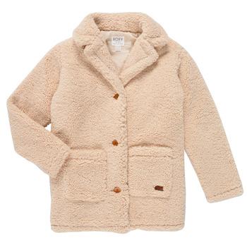 Abbigliamento Bambina Cappotti Roxy RUNAWAY BABY