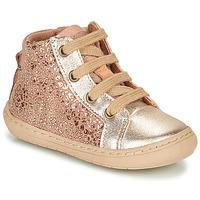 Chaussures Fille Boots Bisgaard VILLUM
