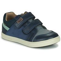 Scarpe Bambino Sneakers basse Bisgaard LEVI TEX