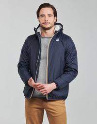Abbigliamento Uomo Giubbotti K-Way LE VRAI 3.0 CLAUDE ORSETTO