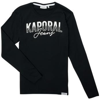 Abbigliamento Bambino T-shirts a maniche lunghe Kaporal JODLE
