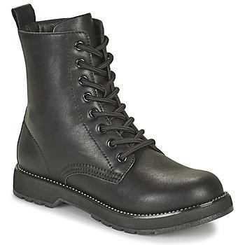 Chaussures Femme Boots Café Noir ETELA
