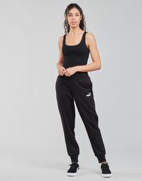 Kleidung Damen Jogginghosen Puma ESS SWEAT PANT FL CL