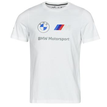 Vêtements Homme T-shirts manches courtes Puma BMW MMS ESS LOGO TEE