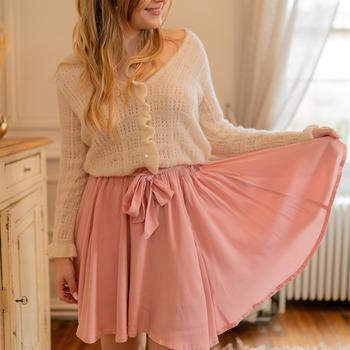 Kleidung Damen Röcke Céleste EGLANTINE