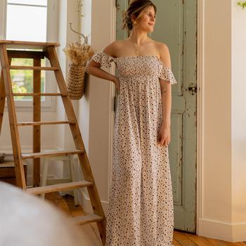 Vêtements Femme Robes longues Céleste PATCHOULI