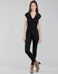 Abbigliamento Donna Pantaloni 5 tasche Morgan PETRA