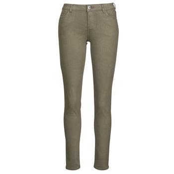 Kleidung Damen 5-Pocket-Hosen Morgan PETRA Khaki