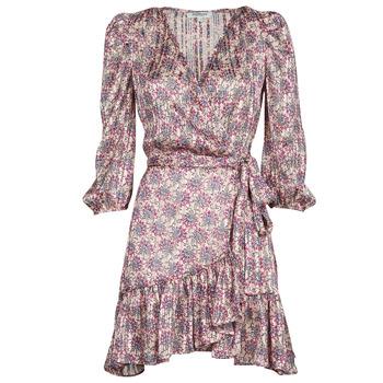 Kleidung Damen Kurze Kleider Morgan ROMA.F Bunt