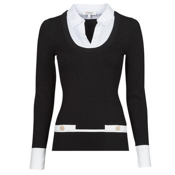 Kleidung Damen Pullover Morgan MFLO Weiß
