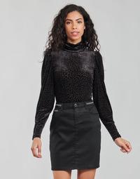 Abbigliamento Donna T-shirts a maniche lunghe Morgan TISPI