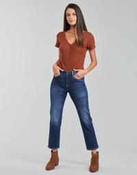 Vêtements Femme Jeans droit Freeman T.Porter MONIKA SDM